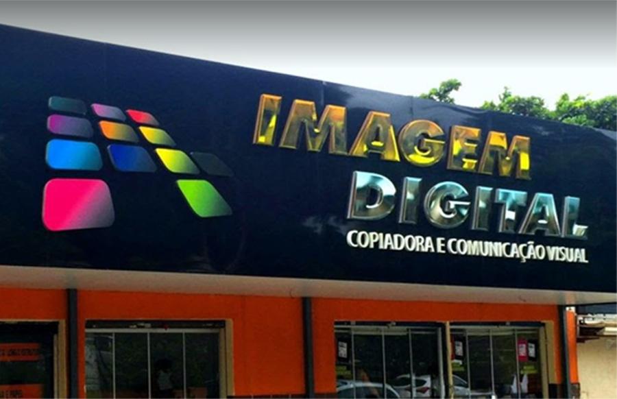 Imagem Digital comunicação visual